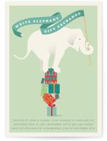 The White Elephant