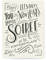 New Year's Soiree by Hannah Williams