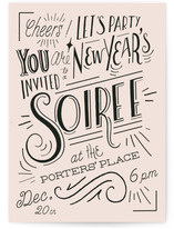 New Year's Soiree