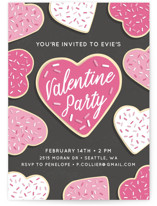 Valentine Cookies by Megan Howe