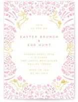 bunnies and brunch