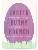 Easter Bunny Brunch
