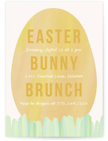 Easter Bunny Brunch