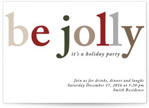 Be Jolly