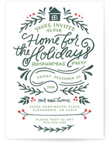 Our Holiday Housewarming