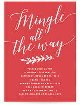 Mingle All The Way by Olivia Raufman