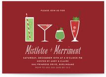 Mistletoe and Merriment
