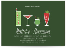 Mistletoe and Merriment