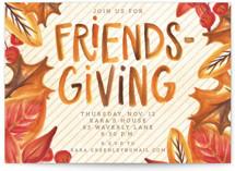 Leafy Friendsgiving by Lissabeth Anglin