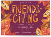 Leafy Friendsgiving