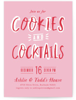 cookies and cocktails by Carrie ONeal