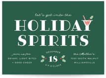 Holiday Spirits by Laura Hankins