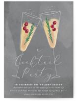 a holiday toast