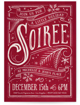 Holiday Soiree