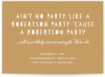 Ain't No Party