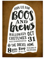 Boos and Brews