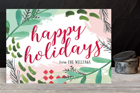 Have Yourself a Very Funky Christmas Holiday Postcards