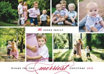 Merriest Wishes Holiday Postcards By Kimberly FitzSimons