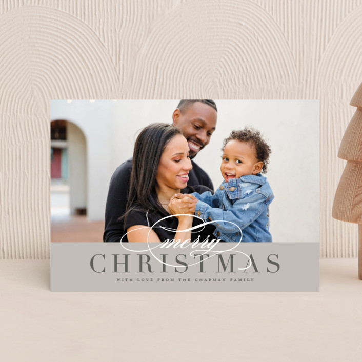 """""""Simple Elegance"""" - Holiday Postcards in Fog by Jessica Williams."""