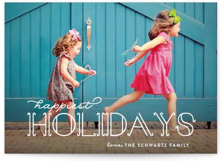 Christmas '59 Holiday Postcards