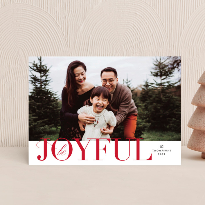 """""""Simply Put"""" - Holiday Postcards in Stocking by Kimberly FitzSimons."""