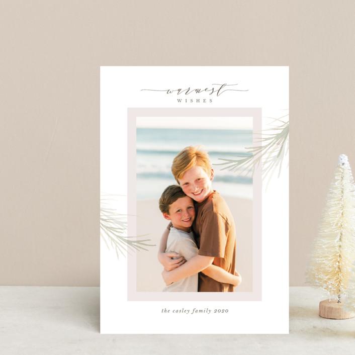 """holiday wisp"" - Holiday Postcards in Wisp by Melinda Denison."
