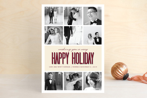 Christmas Photo Gallery Holiday Postcards
