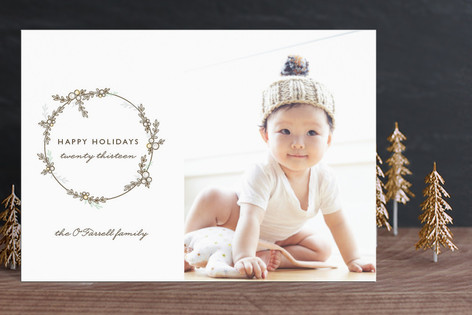 Festoon Holiday Postcards