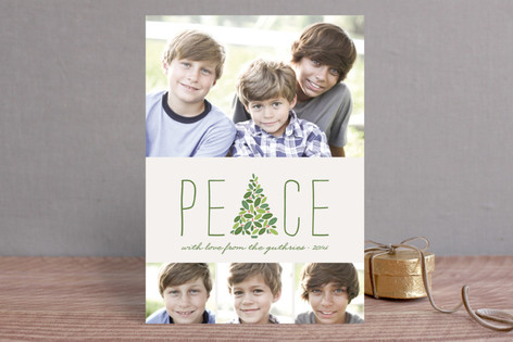 Arbor Peace Holiday Postcards