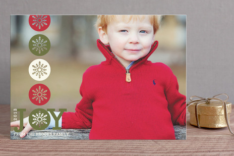 Sharing Joy Holiday Postcards