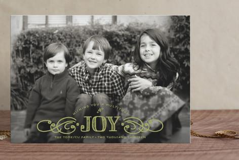 Multiplied Joy Holiday Postcards