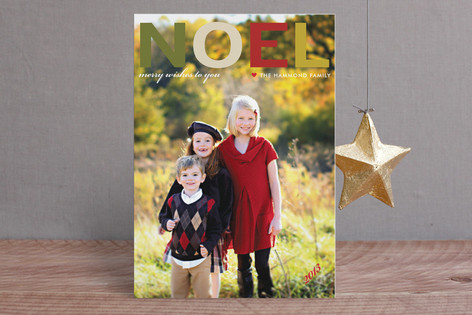 Noel Holiday Postcards