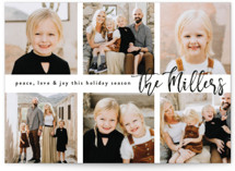 Half Dozen Holiday Postcards