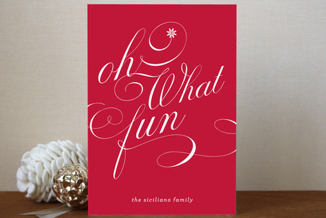 Tons Of Fun Holiday Postcards