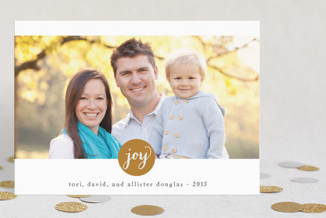 Simply Joy Holiday Postcards