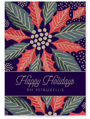 Holiday Explosion Holiday Postcards
