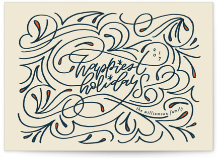 Happiest Holidays Holiday Postcards