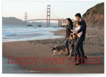 Happy Everything Holiday Postcards