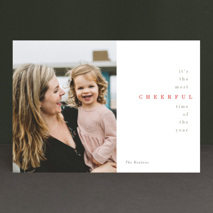 """""""Serenade"""" - Holiday Postcards in Holly by chocomocacino."""