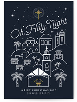 Bethlehem at Night by Joanna Griffin