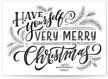 Have a Very Merry Chris... by Wildfield Paper Co.