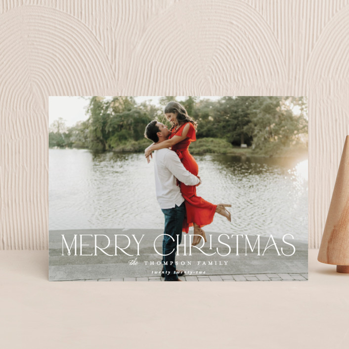 """""""Sutton"""" - Holiday Postcards in Snow by Robert and Stella."""