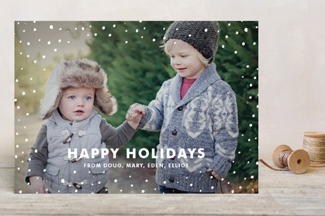 Sprinkles Holiday Postcards