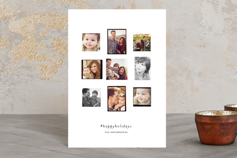 'Gram Fam Holiday Postcards