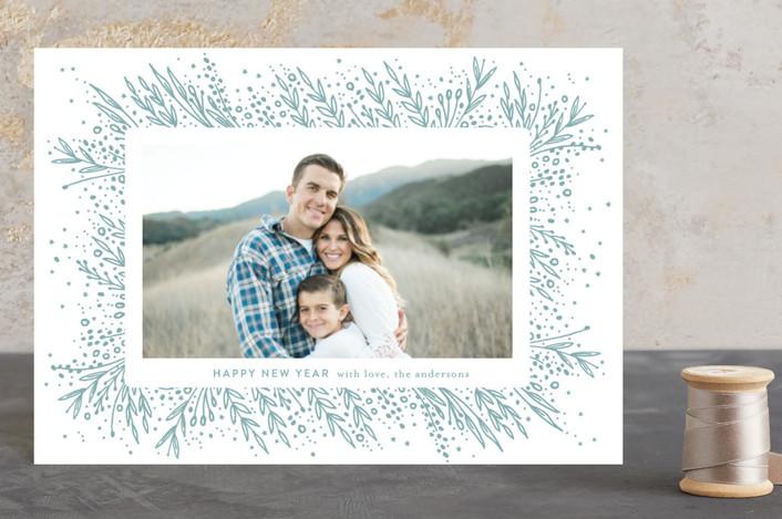 """Amazing Frame"" - Holiday Postcards in Sky by Phrosne Ras."