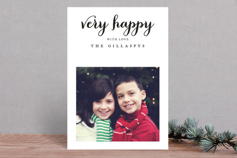 So Much Merry Holiday Postcards