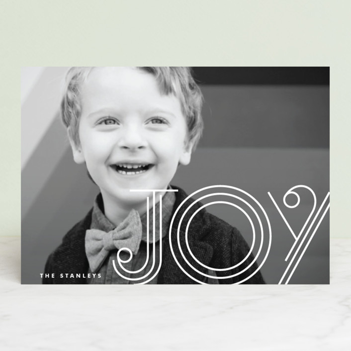"""joyfully retro"" - Vintage Holiday Postcards in Snow by Baumbirdy."