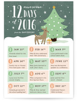 12 Awesome Days by merry mack creative