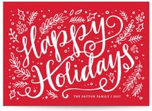Brushy Holiday by Kristen Smith