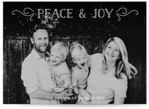 Peace And Joy Flourish